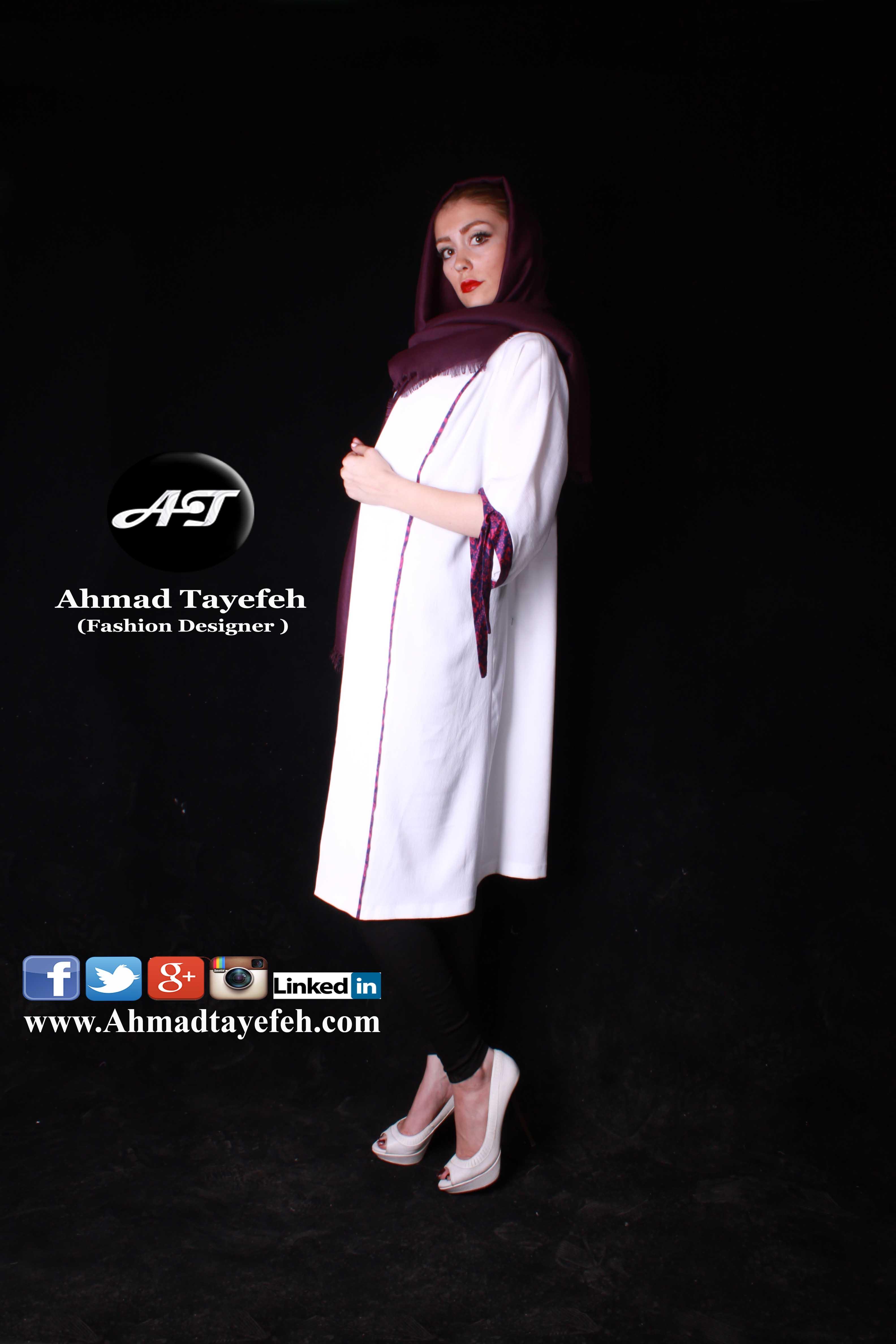 کالکشن مدل مانتوهای ایرانی